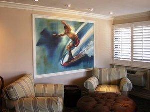 Lobby - Bay Shores Peninsula Hotel Newport Beach