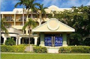 Exterior view - Boca Raton Plaza & Suites