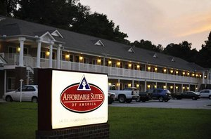 Meeting Facilities - Affordable Suites of America Greenville