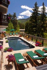 Pool - Austria Haus Hotel Vail