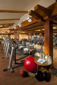 Fitness/ Exercise Room - Austria Haus Hotel Vail