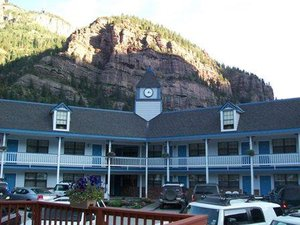 Exterior view - Ouray Victorian Inn