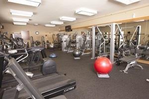 Fitness/ Exercise Room - Keystone Lodge & Spa