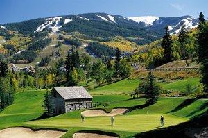 Golf - Osprey at Beaver Creek Hotel