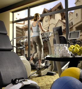 Fitness/ Exercise Room - Arrabelle at Vail Square Resort