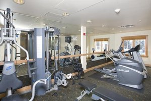 Fitness/ Exercise Room - River Run Village Condos Keystone