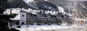 Exterior view - Gateway Mountain Lodge Keystone