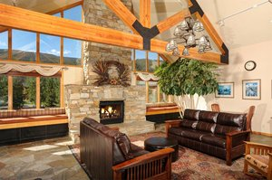 Lobby - Gateway Mountain Lodge Keystone
