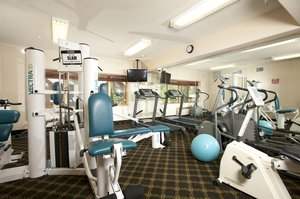 Fitness/ Exercise Room - Gateway Mountain Lodge Keystone