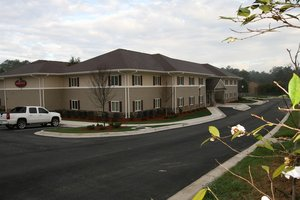 Exterior view - Affordable Suites of America Augusta
