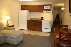 Room - Affordable Suites of America Augusta