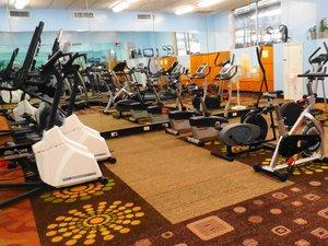 Fitness/ Exercise Room - Hudson Valley Resort & Spa Kerhonkson