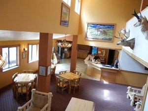 Lobby - Alpine Inn & Suites Gunnison