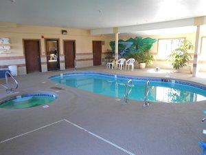 Pool - Alpine Inn & Suites Gunnison