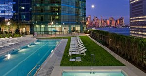 Pool - Dharma Home Suites at 70 Greene Jersey City