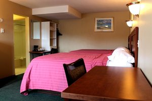 Room - Alpine Motel Kamloops