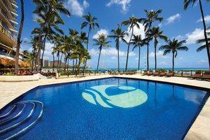 Pool - Outrigger Hotel Waikiki Honolulu