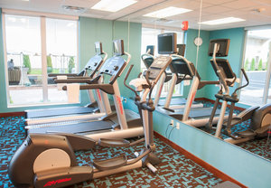 Fitness/ Exercise Room - Fairfield Inn & Suites by Marriott Northampton