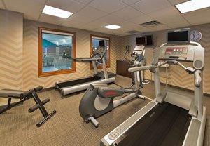 Fitness/ Exercise Room - Residence Inn by Marriott Stanhope