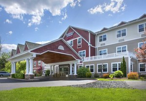 Exterior view - Fairfield Inn & Suites by Marriott Great Barrington