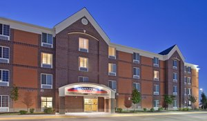 Exterior view - Candlewood Suites Olathe