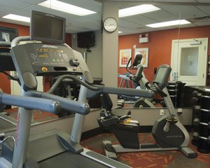 Fitness/ Exercise Room - Residence Inn by Marriott Carlisle