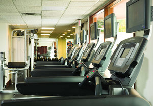 Fitness/ Exercise Room - Marriott Vacation Club Mountain Valley Lodge