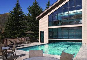 Fitness/ Exercise Room - Marriott Vacation Club StreamSide Evergreen Villas Vail