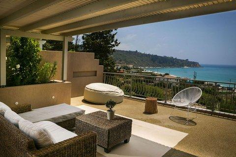 Terraced Penthouse