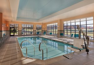 Fitness/ Exercise Room - TownePlace Suites by Marriott Mechanicsburg