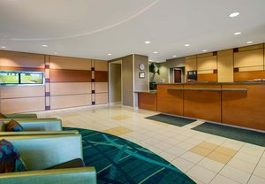 Lobby - SpringHill Suites by Marriott Council Bluffs