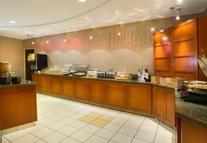 Restaurant - SpringHill Suites by Marriott Council Bluffs