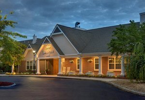 Exterior view - Residence Inn by Marriott Andover