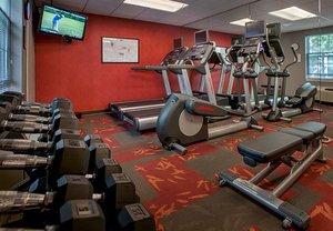 Fitness/ Exercise Room - Residence Inn by Marriott Andover
