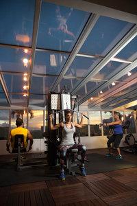 Fitness/ Exercise Room - Verdanza Hotel Isla Verde San Juan