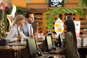 Lobby - Verdanza Hotel Isla Verde San Juan