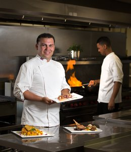 Restaurant - Verdanza Hotel Isla Verde San Juan