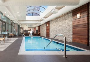 Fitness/ Exercise Room - Courtyard by Marriott Hotel Brookline
