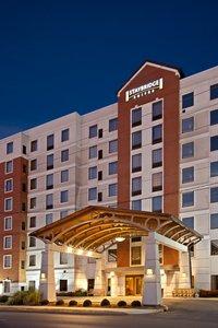 Exterior view - Staybridge Suites City Center Indianapolis