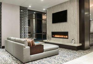 Lobby - Fairfield Inn & Suites by Marriott Cambridge