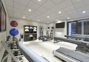 Fitness/ Exercise Room - Fairfield Inn & Suites by Marriott Cambridge