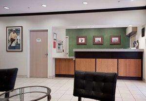 Lobby - Fairfield Inn by Marriott Coon Rapids