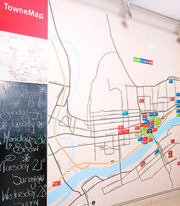 Map - TownePlace Suites by Marriott Williamsport