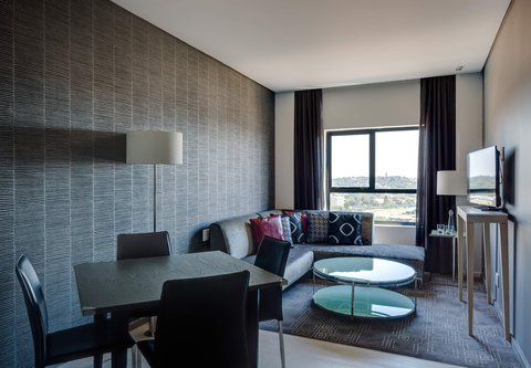 Suite - Living/Dining Area