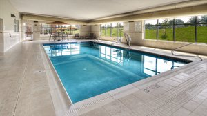 Pool - Holiday Inn Express Hotel & Suites Canonsburg