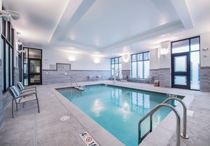 Fitness/ Exercise Room - TownePlace Suites by Marriott Boston Logan Airport Chelsea
