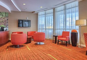Lobby - Courtyard by Marriott Hotel Mechanicsburg