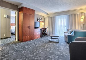 Room - Courtyard by Marriott Hotel Mechanicsburg