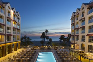Exterior view - Loews Santa Monica Beach Hotel