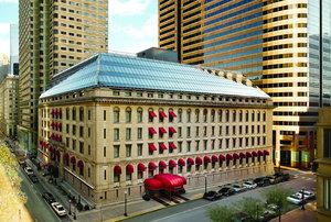 Exterior view - Langham Hotel Boston